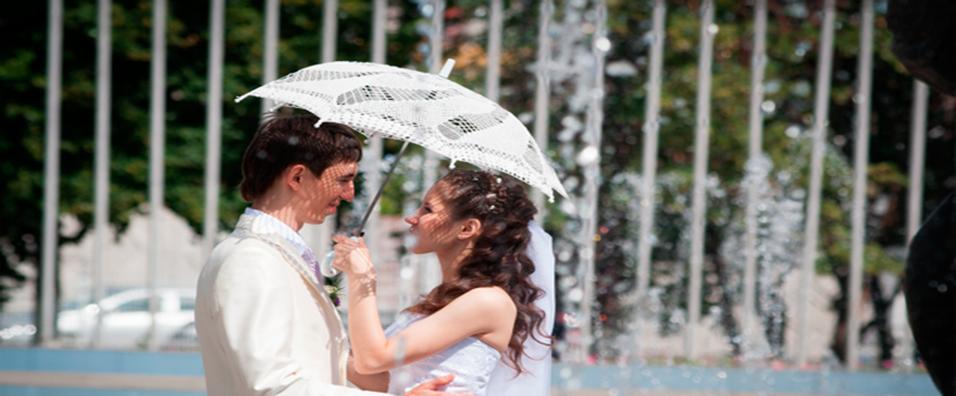 Свадьба в Ижевске, маршрут свадебной прогулки.