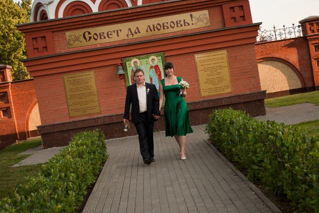 Свадьба в ижевске маршрут свадебной