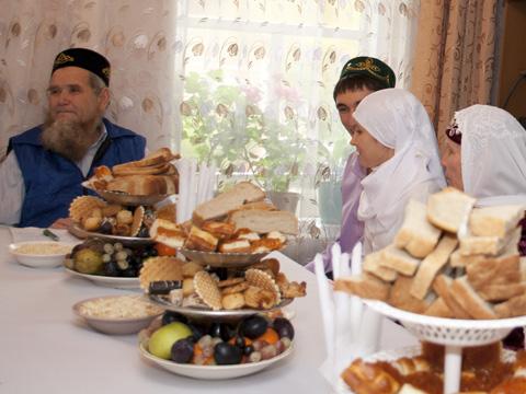 Подарки для татарской свадьбы