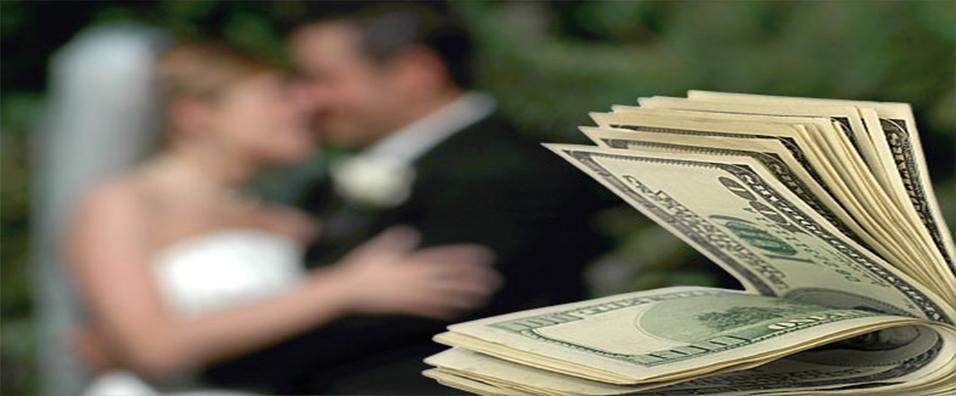 Сколько стоит организация свадьбы?