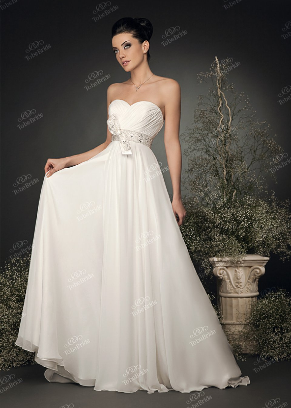 Свадебные платья в греческом стиле | Свадебные советы
