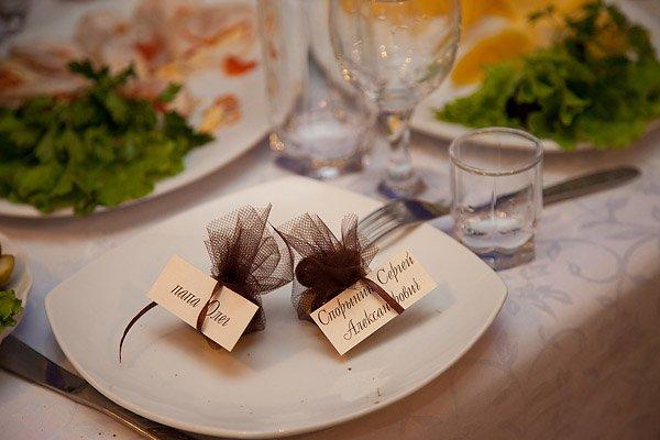 Подарки для гостей на столы
