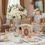 декор свадьбы
